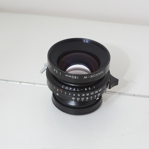 尼康 Nikkor -W 180mm f5.6 大画幅广角镜头 已保养 nikon