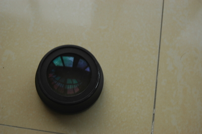 大口径镜头 digital high definition 0.43x super wide angle