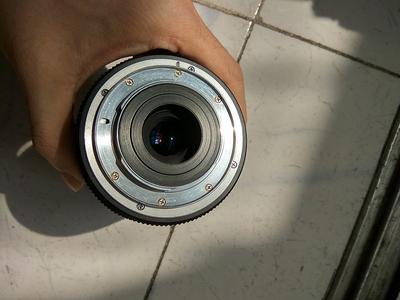 尼康Nikon nikkor-Q auto 135 F2.8手动长焦人像镜头可接佳能699