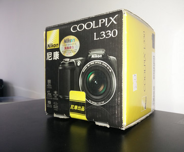 尼康 COOLPIX L330 获奖奖品全新低价转让