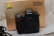 96新NIKON D3X 单机带包装(欢迎议价,支持交换)
