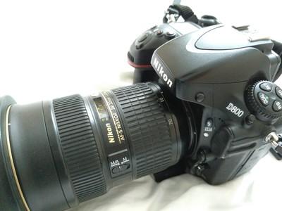 尼康 D800  14-24  24-70  50 1.8G 腾龙90V