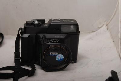 95新富士 WIDE 60 6X4.5 120旁轴相机