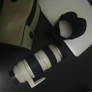 佳能 EF 70-200mm f/2.8L USM(小白) 个人闲置