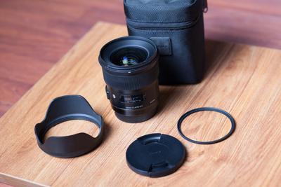 适马 24mm f/1.4 DG HSM Art