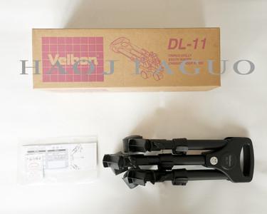 闲置 全新 金钟脚轮 DL-11 金钟三脚架脚轮 移动摄像 特价