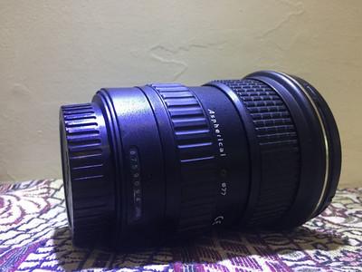 图丽 11-16mm f/2.8 PRO DX II