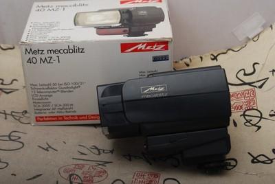 美兹 40 MZ-1 闪光灯徕卡M口#0577 (欢迎议价,支持交换)