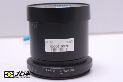 98新 哈苏2XE 原厂2倍增距镜 带触点双蓝杠(BC06190005)