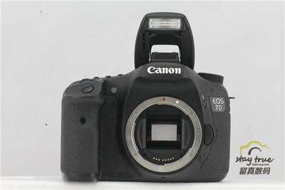 佳能 7DCanon/佳能 7D单机 7D 二手专业单反相机 中画幅机