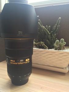 尼康 AF-S Nikkor 24-70mm f/2.8G ED 9.8成新