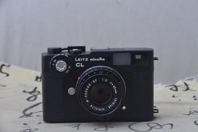 96新徕卡 CL 带原厂 40MM F2 (欢迎议价,支持交换)