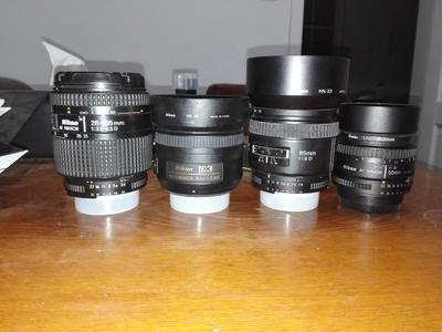 尼康 AF 85mm f/1.8D