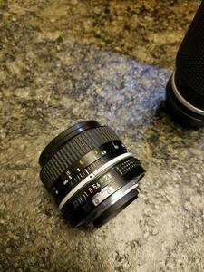 nikkor 35 f2.8 nikon手动定焦镜头
