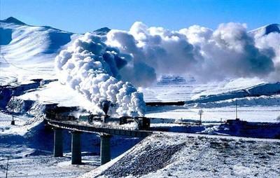 冬季蒸汽火车节摄影行程