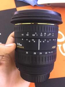 适马 17-35mm f/2.8-4 EX DG HSM(佳能卡口)