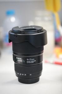 佳能 EF 16-35mm f/4L IS USM (送偏正镜)