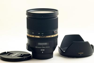 腾龙 SP 24-70mm f/2.8 Di VC USD尼康口,请看图片!