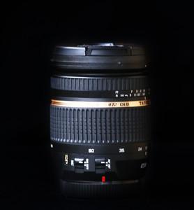 低价出手腾龙 SP AF17-50mm F/2.8 XR Di II佳能卡口镜头