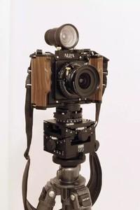 ALPA 12SWA+哈苏CFV50C+ALPA5.6/48镜头+林哈夫胶片背+取景器