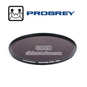 铂锐Progrey 77mmND400 8.5档 超薄多层镀膜中灰ND减光镜
