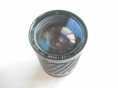 较新海鸥28--135mm金属制造经典镜头,MD卡口,收藏使用上品