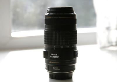 佳能 EF 70-300mm f/4-5.6L IS USM