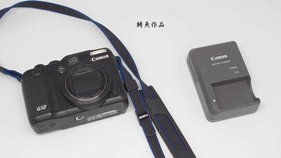出便携好成色相机G系列经典佳能G12
