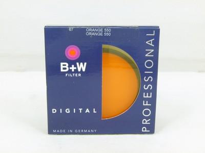 B+W 77mm 黄绿滤镜(060)