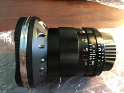 卡尔·蔡司 Carl Zeiss Distagon T* 21mm f/2.8 ZE