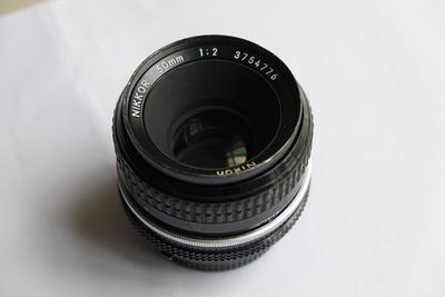 尼康50MM F2手动镜头