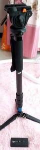 科曼KS3535单反碳纤独脚架