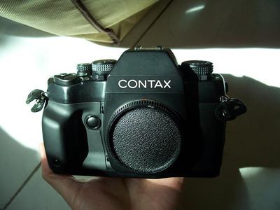 康泰时蔡司Contax RX YC口135胶卷胶片自动金属单反相机