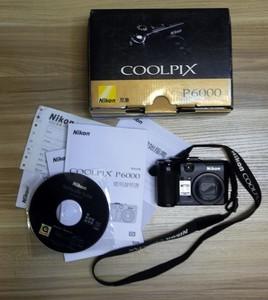 尼康 P6000