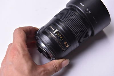 尼康 AF-S 微距尼克尔 60mm f/2.8G ED
