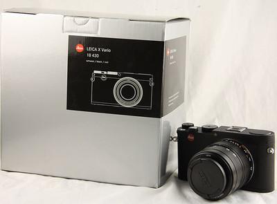 Leica/徕卡 LEICA X Vario 莱卡typ107 徕卡相机XV