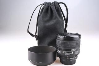 95新 尼康 AF 85mm f/1.4D