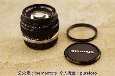^【真水无香】奥林巴斯OLYMPUS OM MC 50/1.4 后期百万号