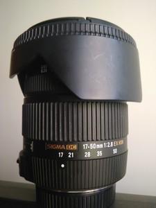 适马 17-50mm f/2.8 EX DC OS HSM