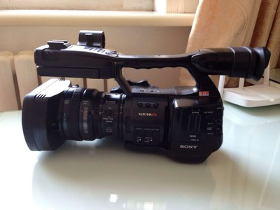 索尼PMW-EX1高清专业婚庆摄像机 没毛病 正在使用中 到手就能用