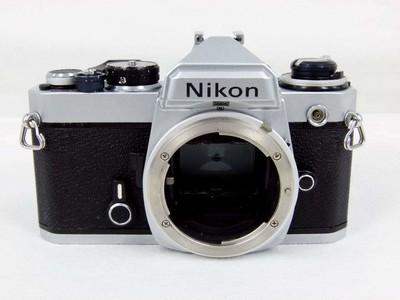 尼康Nikon FE银色