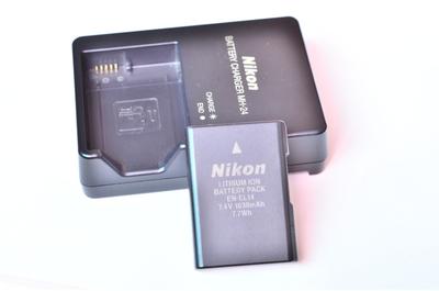 尼康 EN-EL14电池套装