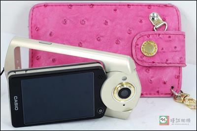 卡西欧 TR500 自拍神器 美颜照相机高清数码相机