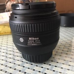 尼康 AF-S 50mm f/1.4 G(行货)