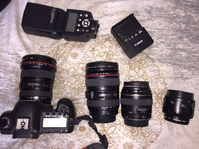佳能 EF 85mm f/1.8 USM   24-105   17-40