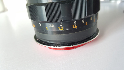 58mm f1.2  FL