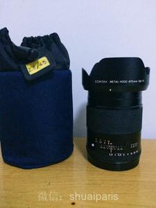 康泰时contax 645 AF 镜头 45mm 和 120mm APO 微距