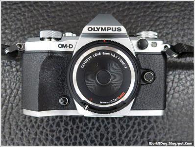 奥林巴斯 E-M5机身+9mm F8机身盖