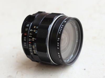太苦玛 S-M-C Takumar 28mm f3.5 M42螺口镜头 收藏级品质