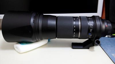 腾龙 SP 150-600mm f/5-6.3 Di VC USD(A011)